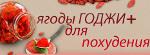 Новинка для Похудения - Ягоды Годжи Плюс - Алматы